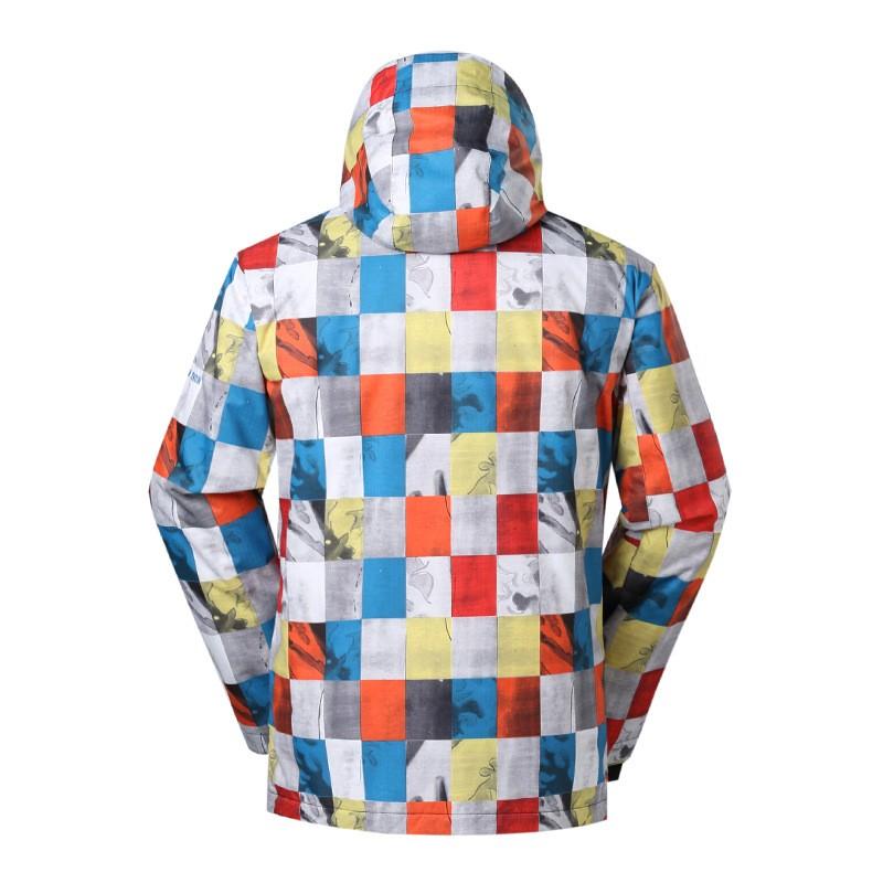 Ski Jacket Men Windproof Waterproof Snowboard Jacket Men Winter Mountain Skiing Clothes Winter Coat China Shop Online