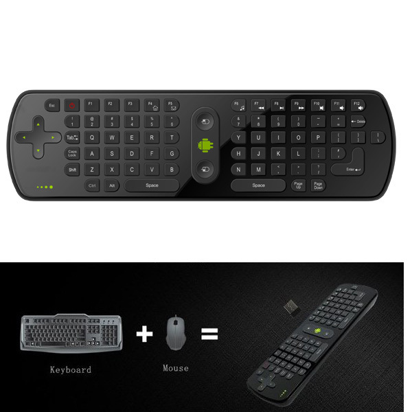 цена на Клавиатура + Мышка AAA PC 2,4 Android TV box 30M