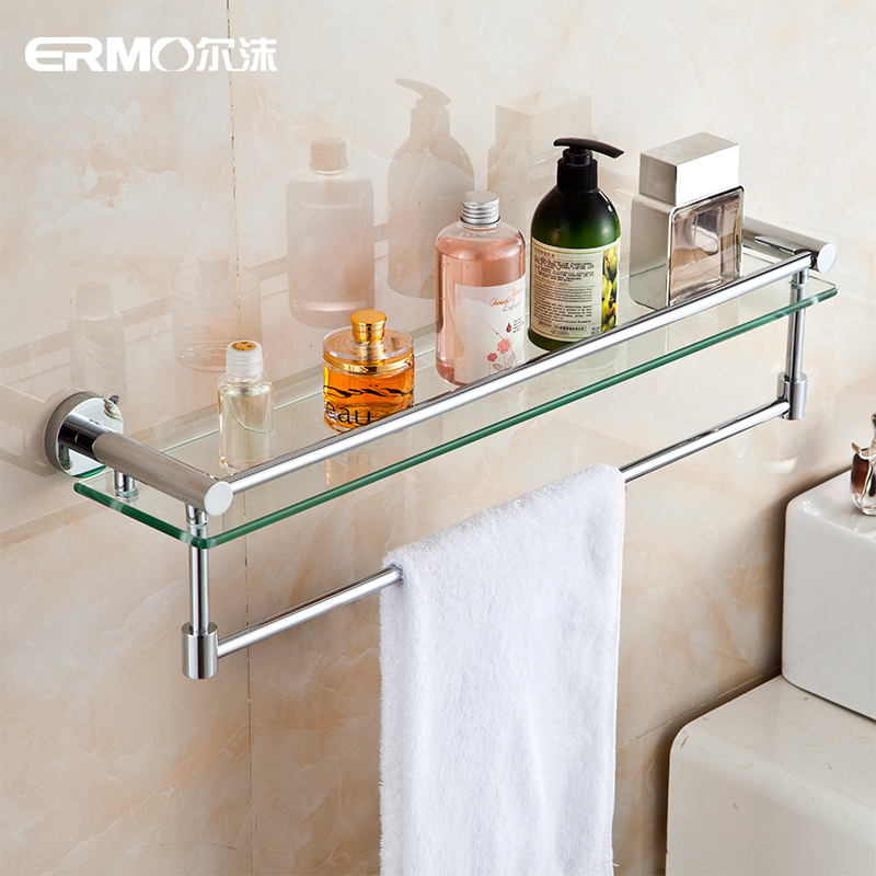 Bathroom Shelves Stainless Steel With Elegant Images In Canada