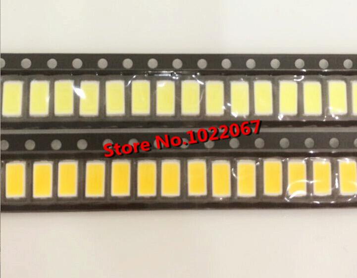 100pcs 5630/5730-CW/WW 0.5W-150Ma 50-55lm 6500K White Light SMD 5730 5630 LED 5730 diodes (3.2~3.4V)(China (Mainland))