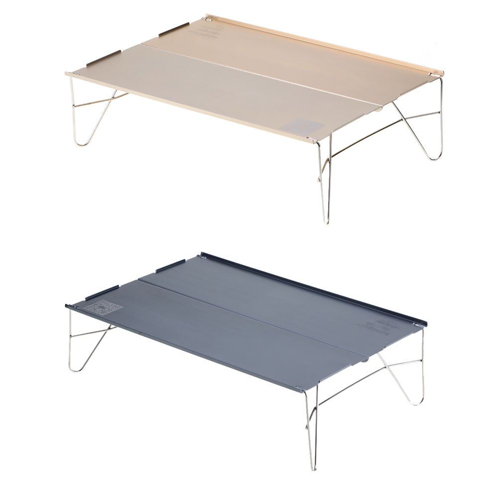 Гаджет  Firemaple Lightweight Outdoor Tables Compact Aluminum Alloy Foldable Table for Outdoor Picnic Camping None Мебель