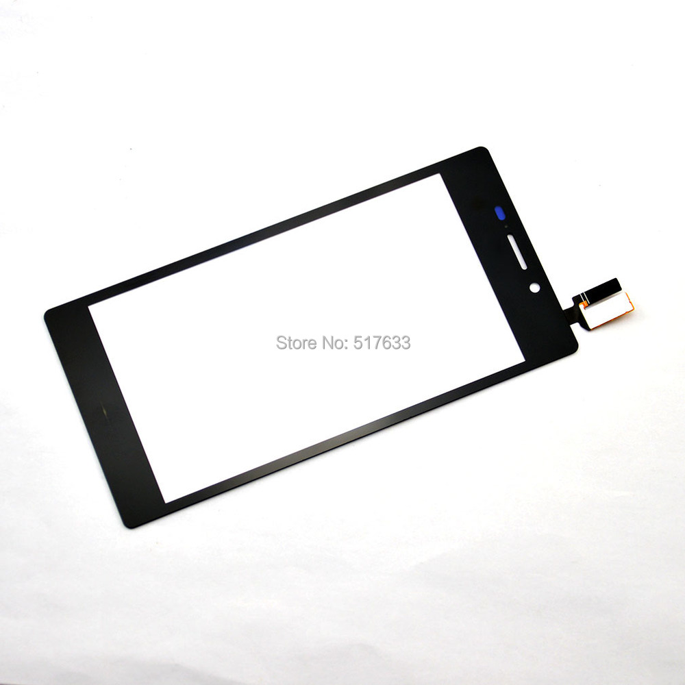 For Sony Xperia Xperia M2 D2302 D2303 D2305 D2306 Out Front Glass Lens+Touch Screen Digitizer Parts, free shipping+track code(China (Mainland))