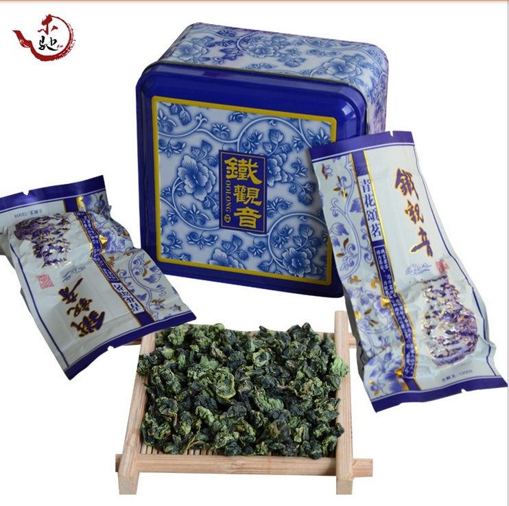 Wholesale 10pcs tie guan yin Oolong Tea 2014 Top Grade Oolong Tea authentic Products Gift Packing