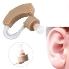 Digital Tone Hearing Aids Aid Behind The Ear Sound Amplifier Adjustable(China (Mainland))