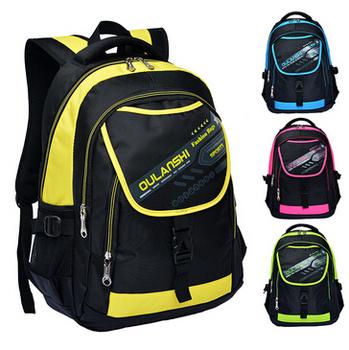 Водонепроницаемый полиэстер дети школа сумки для мальчики и девочки дети randoseru ...