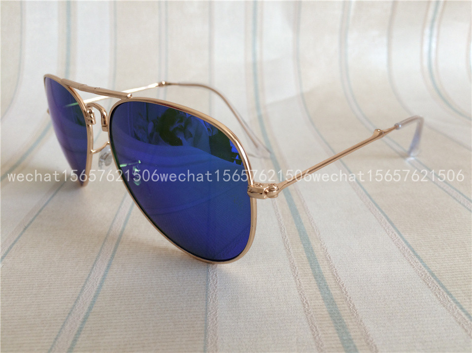 with original package 3025 fold styles sunglasses rb 3479 sun glasses folding mouse aviator mirror goggles sunglaases sunwear(China (Mainland))