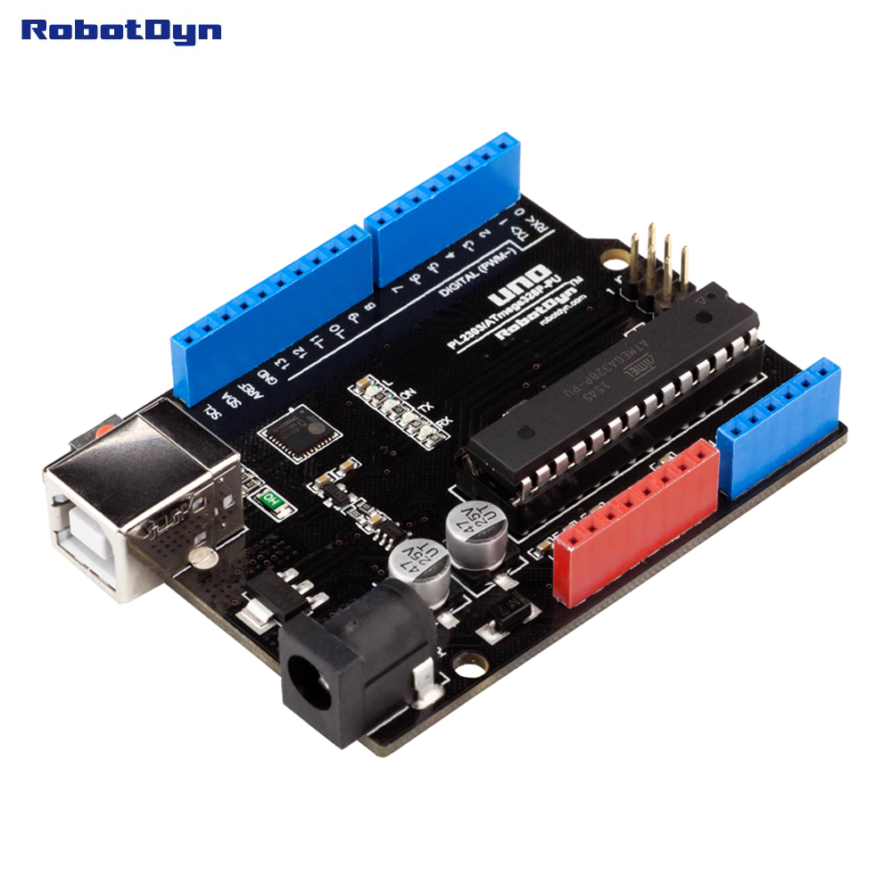 Classic uno r atmega p compatible for arduino rev