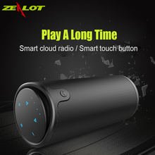 Buy Zealot Wireless Bluetooth Speaker Portable HIFI Bass LoudSpeaker Waterproof TF Card USB AUX Power Bank Riding & camping for $32.89 in AliExpress store