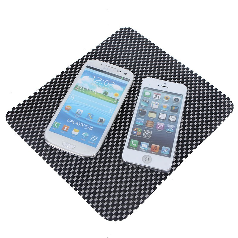 1 Pcs Phone Holder Mat Auto Mobile Holder Anti Slip Dash Non Dashboard Pad Stand Big Size