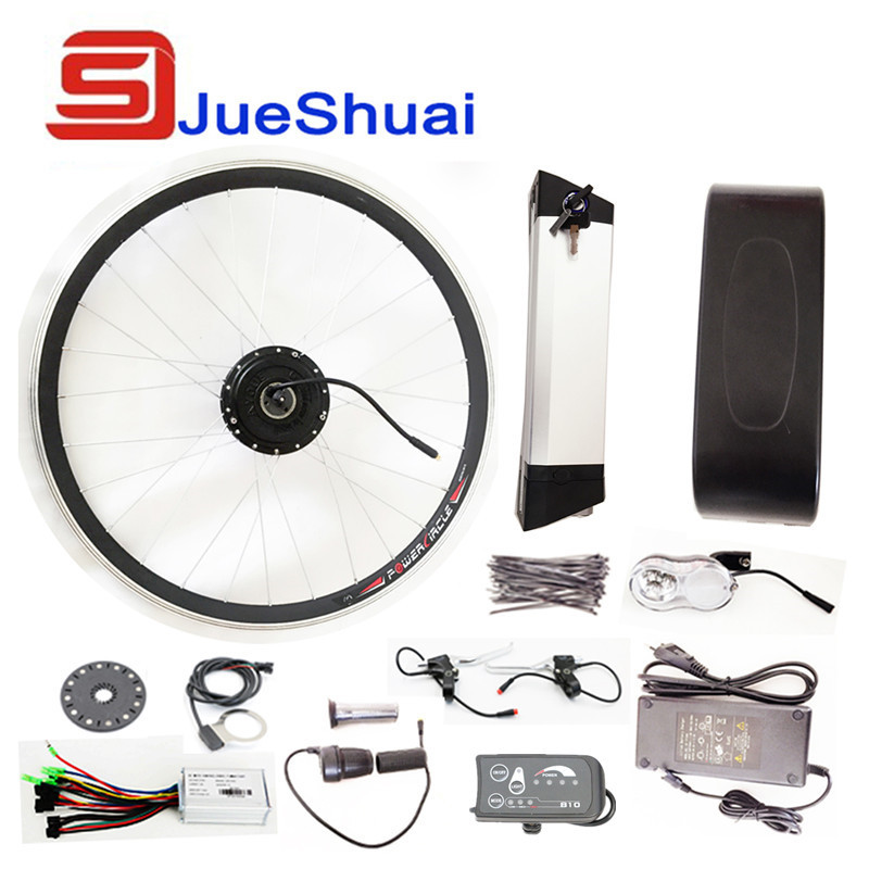 Competitive Price Electric Bicycle LED Display 36V 250W Electric Bicycle Kit Quality High JSE-030