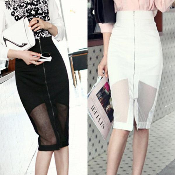 Online Get Cheap White Designer Skirt Pencil -Aliexpress.com ...