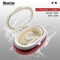 Wave Sterilizer Ultrasonic Cleaner Equipment 35W EU Plug Ring Necklace Jewellery Glasses Watches Dentures Nail Art