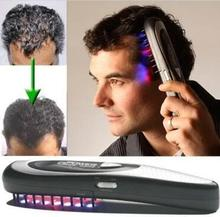Free Shipping Laser Treatment Power Grow Comb Kit Stop Hair Loss Hot Regrow Therapy healthcare(China (Mainland))