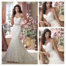 popular lace bridal gowns and dresses