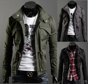 Mens Jackets And Coats Military Hunting Clothes Down Army Clothes Chaquetas Brand Hombre Jacket Men Casaco(China (Mainland))