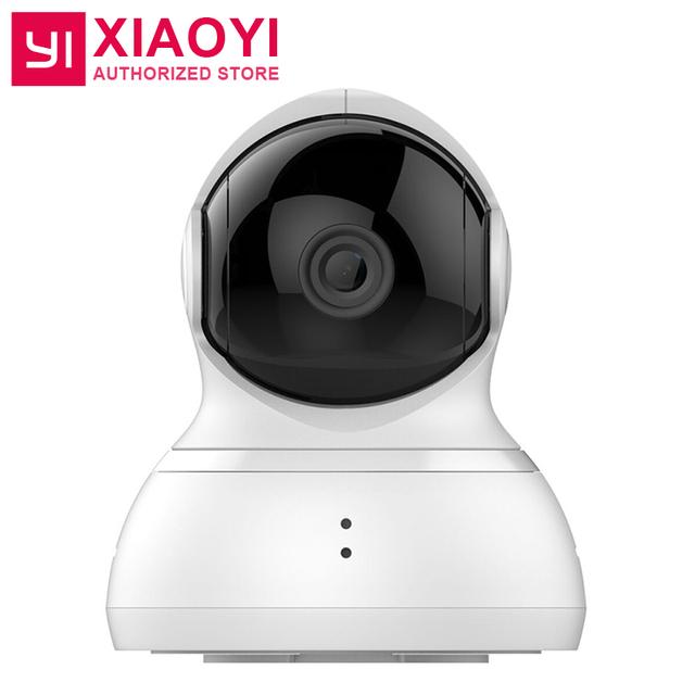 """[International Edition] Xiaomi YI Dome Home Camera 112"""" 720P 360"""" PTZ Xiaoyi IP Camera WiFi Webcam Two-way Audio Night Vision"""