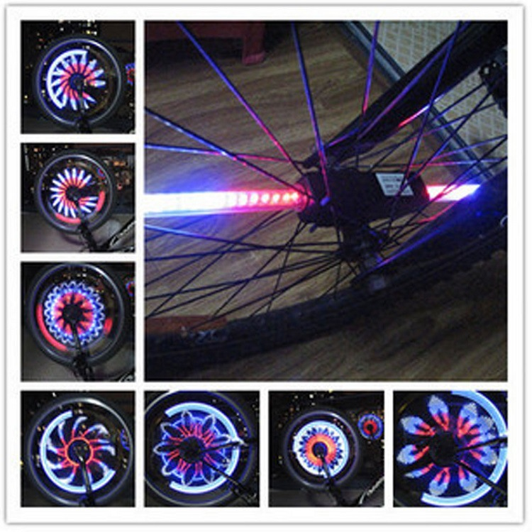 Factory Direct / quality led Hot Wheels wheel lights / Hot Wheels bicycle spokes lamp / led wholesale Hot Wheels(China (Mainland))