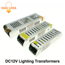 LED Driver Power Supply DC12V 60W 120W 200W 240W 360W LED Adapter Lighting Transformers(China (Mainland))