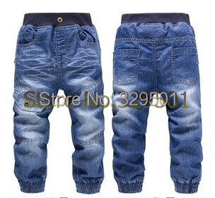 Wholesale boys jeans high quality summer style &amp; thick winter warm cashmere kids pants Boys children jeans baby jeans 5pcs/lot<br><br>Aliexpress