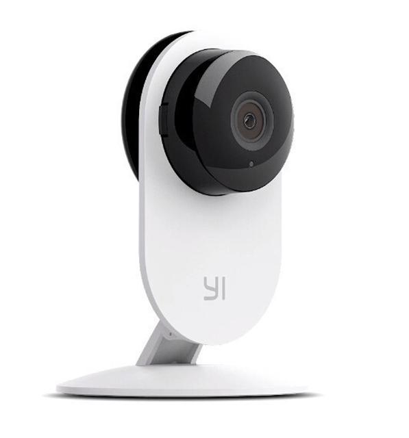Xiaomi YI IP камера беспроводной wi-fi HD 720 P инфракрасного ночного видения для умного дома видеонаблюдения Xiaoyi ми наблюдения gbms01 камеры