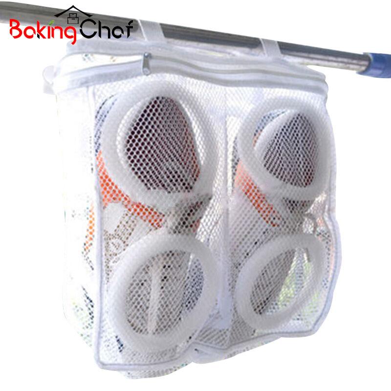 machine washing shoes