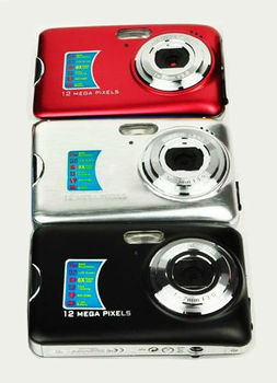 "Best price 8X Digital Zoom with 2.7"" TFT LCD digital camera"
