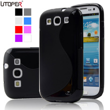 Buy Samsung S3 Case S-LINE Slim Soft Coque Samsung Galaxy S3 Case I9300 Neo i9301 Duos i9300i Back Cover Anti-Skid silicone for $2.26 in AliExpress store