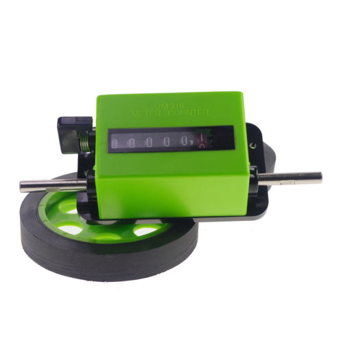 Mechanical Length Counter Yards Counter Rolling Wheel Drive Ratio:1:3(China (Mainland))
