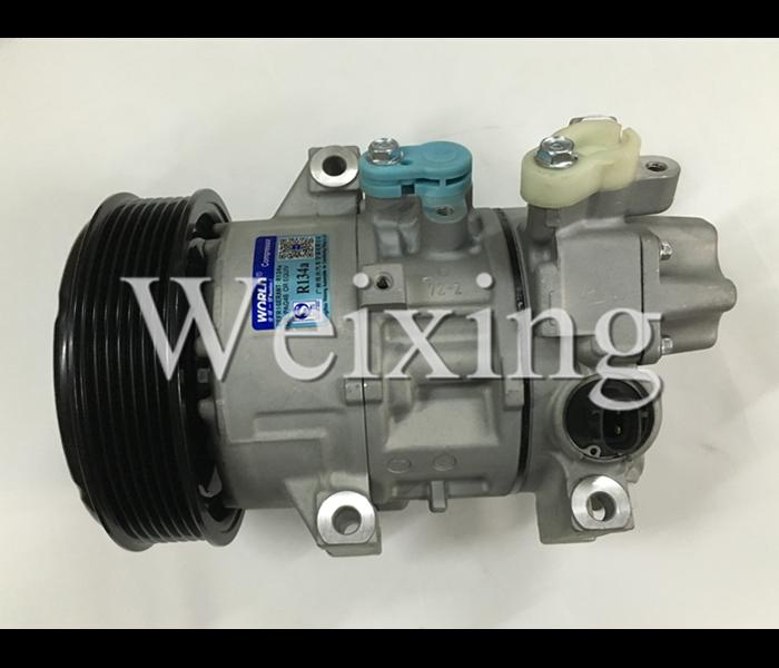 Auto ac compressor for Toyota RAV4 Auris 447260-1250 447260-1251 447260-1252 447260-1253 2005-2012<br><br>Aliexpress