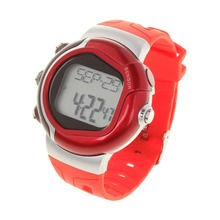 Casual Fashion Men and Women Digital Sport Watch Heart Rate Monitor Calorie Consumption Recording Wrist Watch