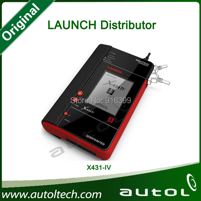 Launch X431 IV Auto Scanner with Globle Version X431Master universal diagnostic tool(China (Mainland))