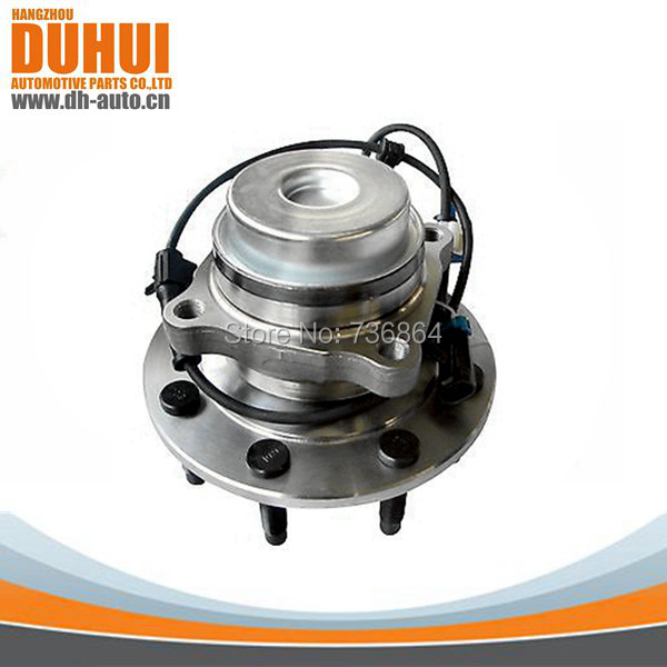 Hot Sale Auto Parts Wheel Bearing and Hub Assembly Fit for Chevrolet GMC SAVANA OE 18061146 FW759 19149001 Free Shipping(China (Mainland))