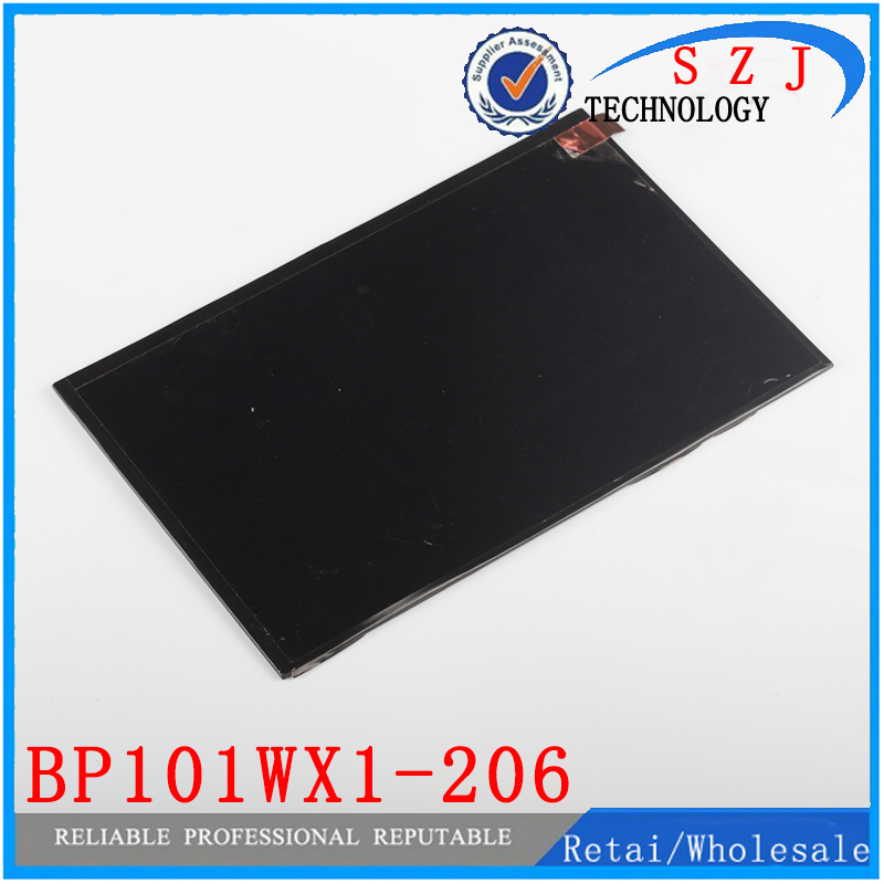 New 10.1'' inch LCD Display Assembly With Digitizer Panel Touch Screen For Lenovo S6000 BP101WX1-206 Tablet PC Free shipping