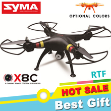 Syma X8C Drone Venture 2MP Wide Angle Camera 2.4G 4CH 6 Axis 3D Flip Fly RC Quadcopter