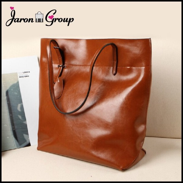 Jaron Group New 2015 Women Handbag Genuine pu Leather Bags Women Leather Handbags Shoulder Bags Desigual Vintage Bag Cowhide(China (Mainland))
