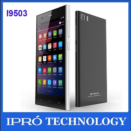 2015 Original Ipro 5.0 inch Quad Core MTK6582 Android 4.4.2 Mobile Phone 1GB RAM 8GB 8MP Camera Ultra Slim Smartphone Free Case(China (Mainland))