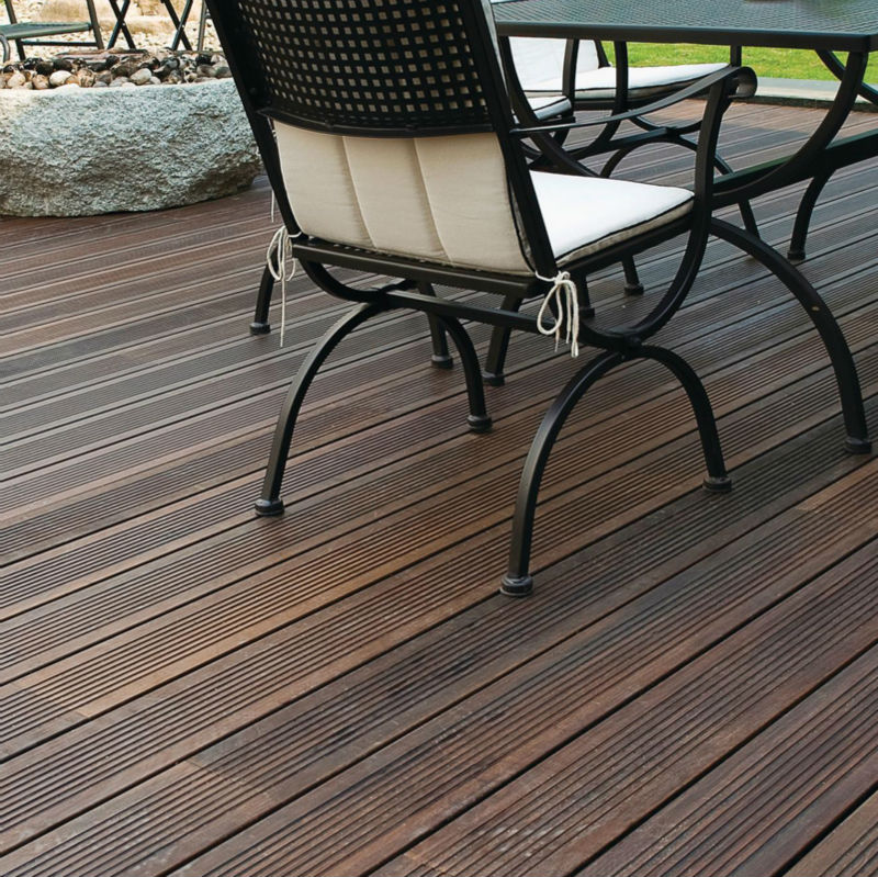 Xtr Bamboo Decking Profile B Strand Woven Outdoor Better