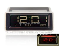 Free shipping + Clock Table Creative Projection Clock - Black/White