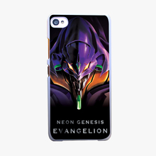 Evangelion Hard White Cover Case for Lenovo S850 S90 S60 A536 T A328T