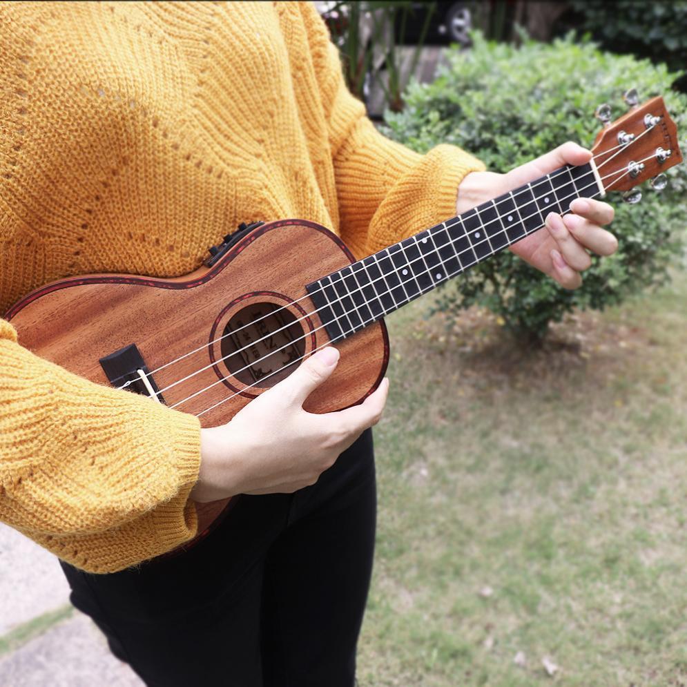 24 дюйма миниатюрная гитара укулеле раковина абалона край 18 Лада четыре струны 26318-description-5-l1.jpg
