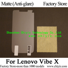 Matte Anti-glare Screen Protector Guard Cover protective Film For Lenovo IdeaPhone LePhone Vibe X S960