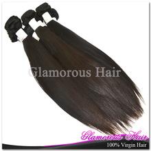 Hot Sell virgin straight hair 3pcs Eurasian Hair Weaving straight human hair extension