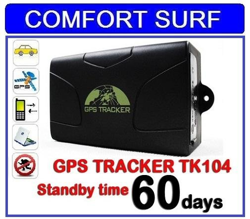 gps tracker tk104 with long standby time<br><br>Aliexpress