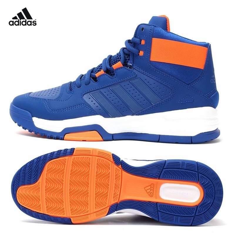 adidas blue shoes men