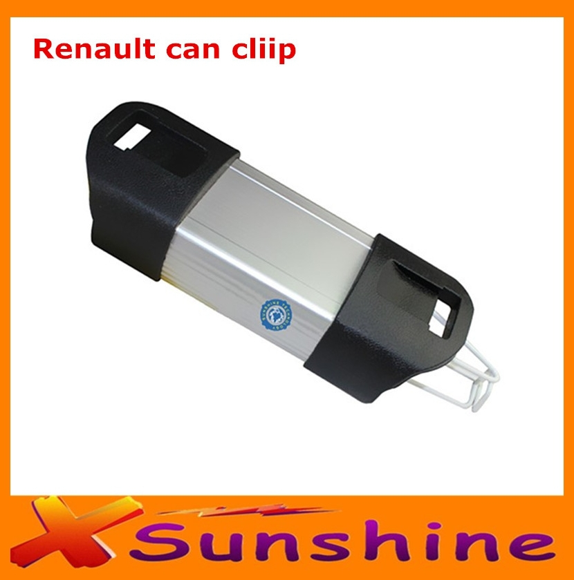 2015 Pomotion! Newest Renault Can Clip v146 Version multi-languages Renault Can Clip Diagnostic Interface on sale(China (Mainland))
