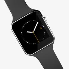 2015 новая bluetooth-смарт X6 Smartwatch для Apple , iPhone android-ios телефон с поддержкой камеры SIM карты TF телефонный звонок часы