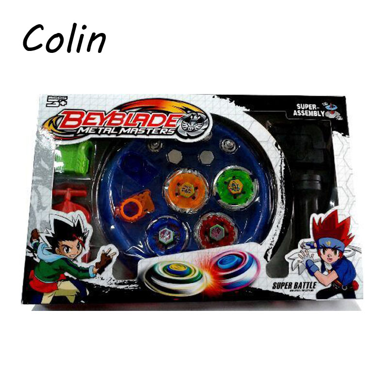 Beyblade Arena Spinning Top Metal Fight Beyblad Toupie Beyblade Set Metal Fusion Children Gifts Classic Toys Pegasus WJ086(China (Mainland))
