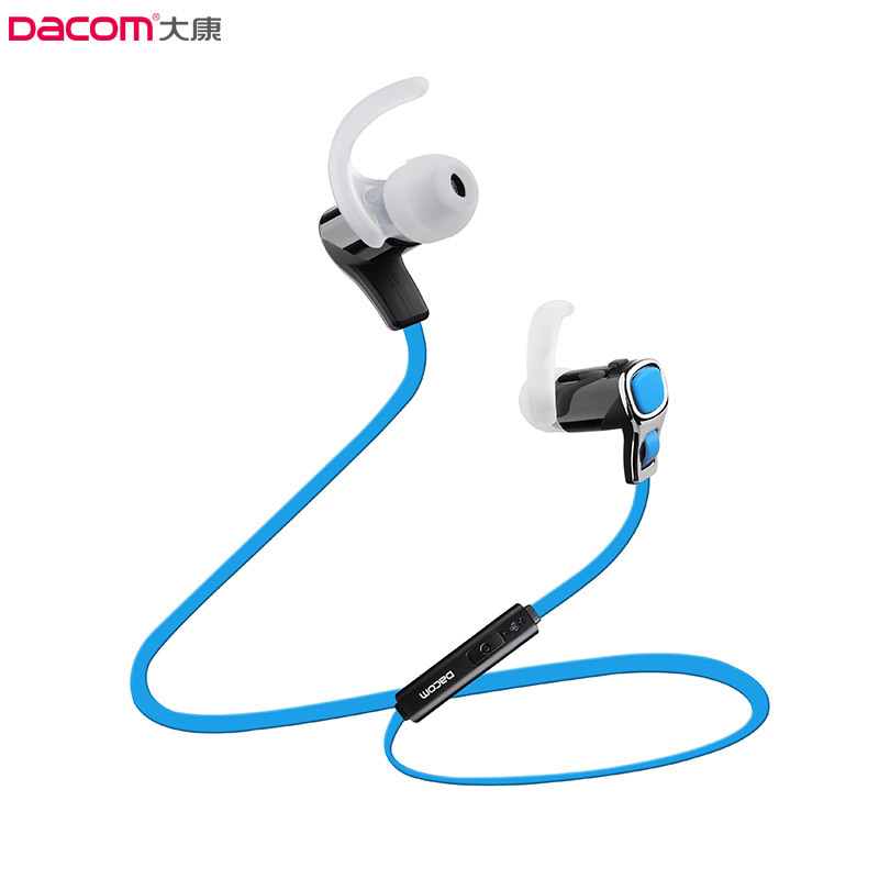 Dacom Athlete Bluetooth Headset Wireless Sport Headsfree Headphones G10 Bluetooth 4.1 Stereo Music Earphones With Microphone