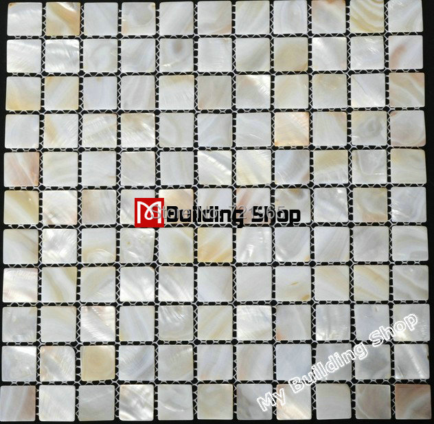 Mother of pearl tile kitchen backsplash shell mosaic bathroom tiles MOP001 white mother of pearl tiles mosaics<br><br>Aliexpress