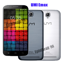 "In Stock Original UMI EMAX 4G FDD LTE Mobile Phone MTK6752 Octa Core 5.5"" Android4.4 2GB RAM 16GB ROM 13.0MP OTG 3780mAh Battery(China (Mainland))"